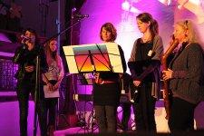 Popmusik trifft auf Blockflöten-Trio